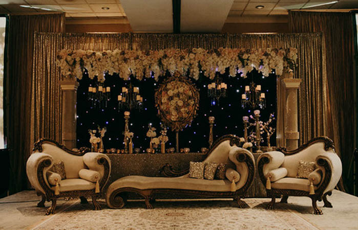 Wedding Furniture Manufacturer And Exporter Glamstop
